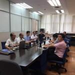 浙江理工大學信息學院來臺學術交流參訪活動,促進學術交流,增進姐妹學校合作關係。